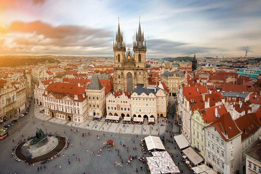 Una macrolezione di vita e quattro lezioni di Ristorazione fatta bene direttamente da Praga