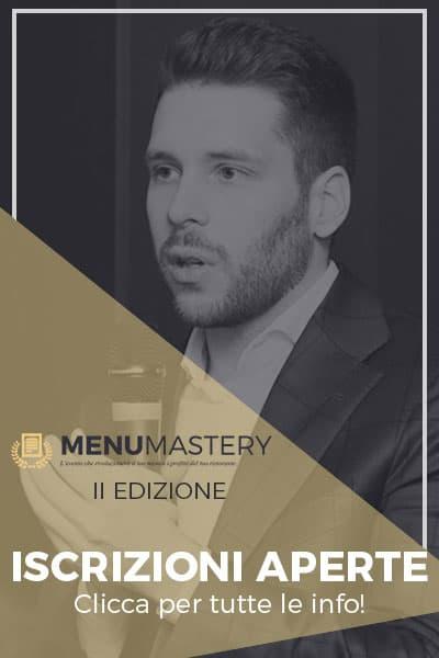 MenuMastery 2018 | Lorenzo Ferrari